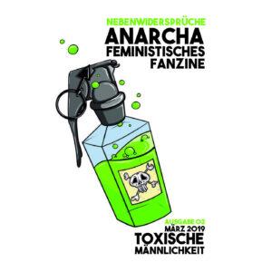 Broschüre Toxische Männlichkeit